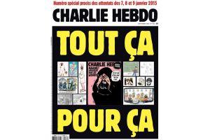 La revista Charlie Hebdo volvió a publicar sus polémicas caricaturas de Mahoma previo al juicio derivado de la masacre en sus oficinas de París en 2015