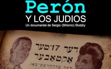 """El documental """"Perón y los judíos"""" estará disponible en Cine.ar Play a partir de hoycomo parte de los estrenos nacionales del Incaa de Argentina"""