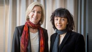Ganadoras del Premio Nobel de Física 2020