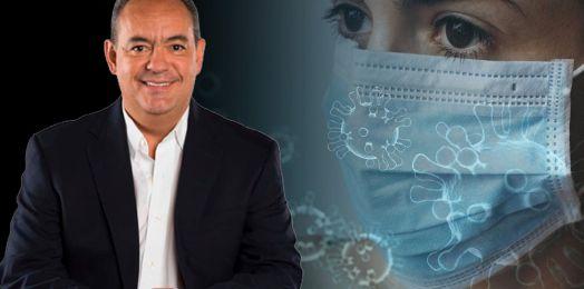 """""""La vacuna es el cubrebocas"""": Dr. Francisco Moreno Sánchez en charla con Carol Perelman"""