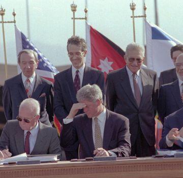 Acuerdo de paz Israel-Jordania cumple 26 años desde su firma