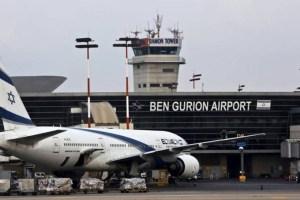 Israel reabrirá el aeropuerto Ben Gurion para viajar al extranjero a pesar que el confinamiento nacional se extendió una semana
