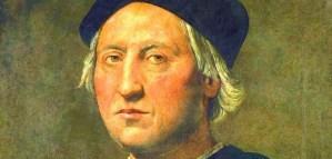 Pintura póstuma de Cristóbal Colón