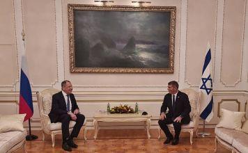 Reunión de los cancilleres de Israel y Rusia en Atenas