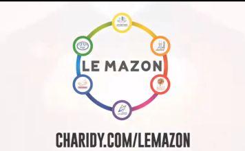 Logotipo de la campaña Le mazon