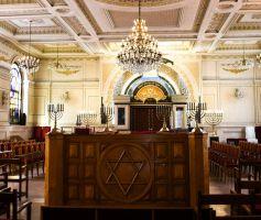 León Opalin/ La comunidad judía de Marruecos