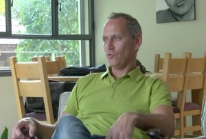 Boaz Kolodner- voluntario para la vacuna contra COVID-19 de Israel