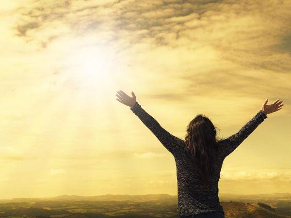 Salomón Michan/ Quien tiene fe en D-os siempre está feliz