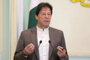 Pakistán-Israel-primer ministro pakistani,Imran Jan