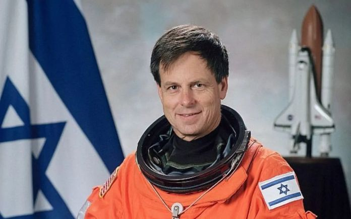 Astronauta israelí, Ilán Ramón
