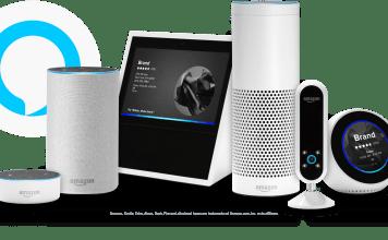 Alexa y diversos modelos del altavoz inteligente