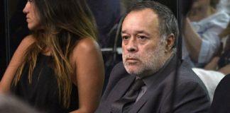 Carlos Telleldín en el tribunal