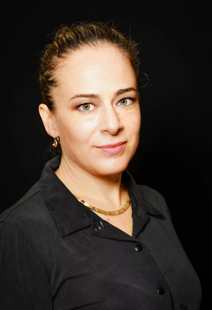 Fotografía de la doctora Ruth Percik