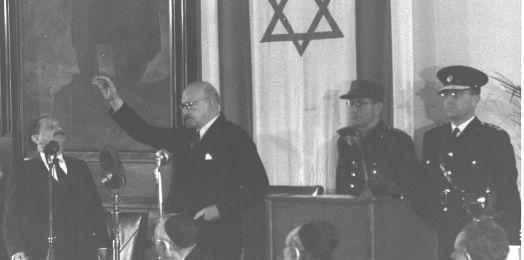 A 146 años del nacimiento del primer presidente de Israel, Jaim Weizmann