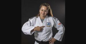 La judoca israelí Inbar Lanir