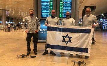 grupo de trabajo israelí de lucha contra la langosta