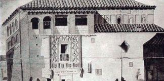 Ilustración de la sinagoga de de Samuel ha-Leví o del tránsito