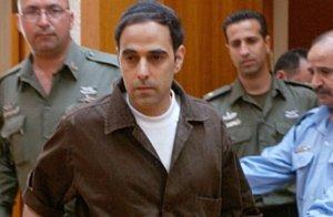 Yigal Amir el asesino de Yitzhak Rabin en el tribunal