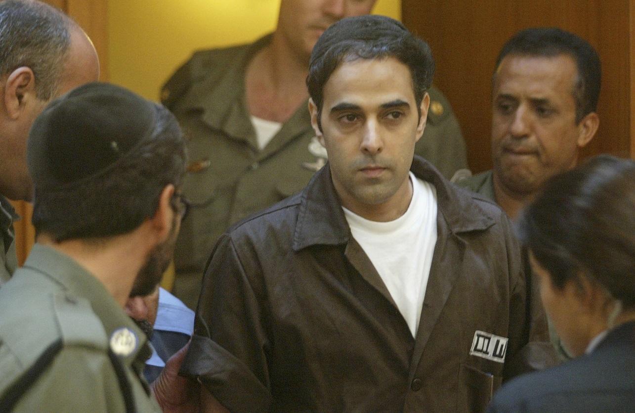 Yigal Amir, el homicida del primer ministro Yitzhak Rabin