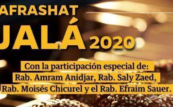 Afrashat Jala 2020