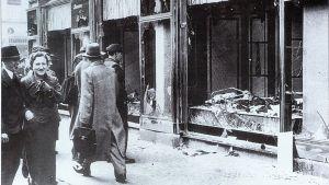 Kristallnacht y disfraces