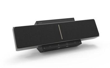 """SoundBeamer dispositivo futurista de """"transmisión de sonido"""", que dirige el sonido directamente al oyente sin necesidad de auriculares"""