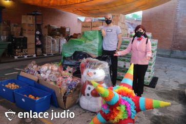 18-12-2020-BNAI BRITH INTERNACIONAL Y EL INSTITUTO CULTURAL MEXICO ISRAEL HACEN DONACION A LA FUNDACION FRATERNIDAD SIN FRONTERAS 9