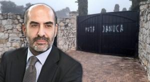 Ángel Mas, presidente del grupo ACOM, platicó sobre la actualidad de la comunidad judía en su país, y las recientes pintas en un cementerio judío de Madrid, España.