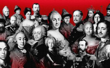 Personajes de la historia de Rusia