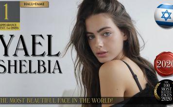 La modelo israelí Yael Shelbia