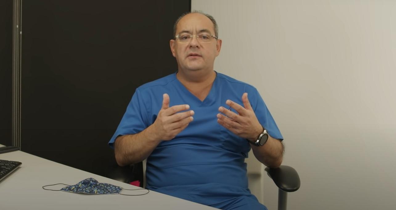 El Dr. Francisco Moreno Sánchez