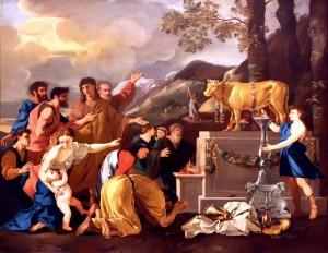 Irving Gatell explica que el Judaísmo entiende la idolatría como un fenómeno que tiene que ver con nuestro modo personal de relacionarnos con la vida