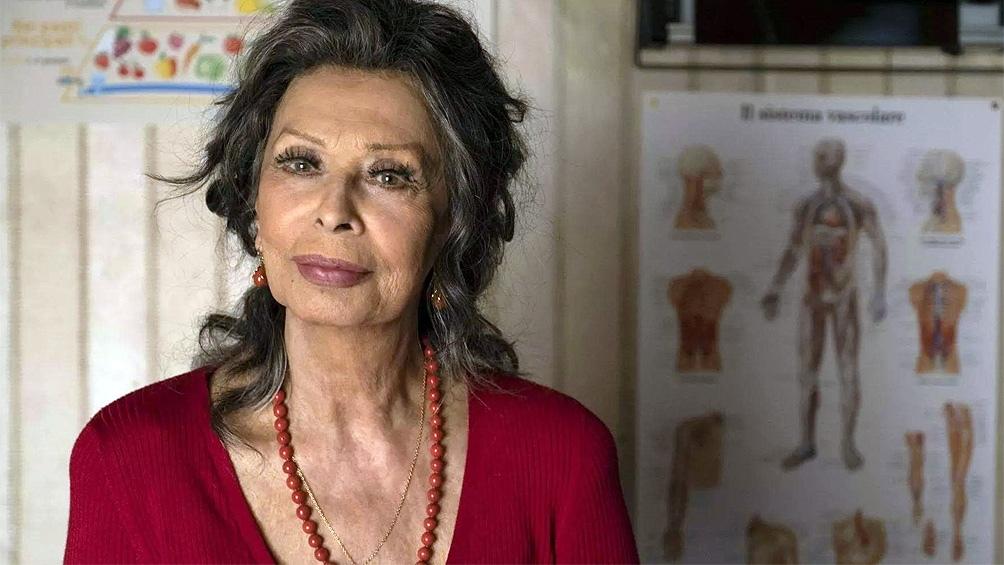 La icónica estrella de cine Sophia Loren será honrada por la Escuela de Cine y Televisión Sam Spiegel de Jerusalén por su beca 2021.