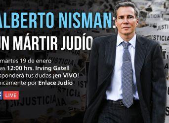 Alberto Nisman: Un mártir judío