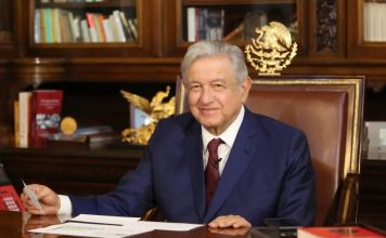 El presidente de México, Andrés Manuel López Obrador (AMLO)