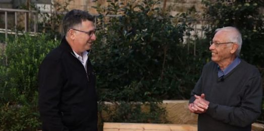 Israel: Hijo de Menajem Beguin se une al partido de Gideon Sa'ar