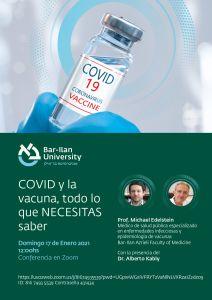 COVID y la vacuna, todo lo que necesitas saber
