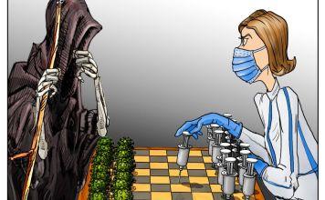 el gámbito de la vacuna: israel juega al ajedrez con la muerte