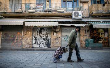 Pobreza en Israel