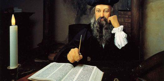 Irving Gatell/ Nostradamus ¿judío?