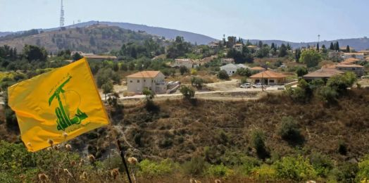 Fuerzas de Defensa de Israel derriban dron proveniente de Líbano
