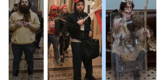 Aaron Mostofsky, un judío ortodoxo que participó en la multitud del Capitolio la semana pasada fue arrestado por el FBI en su casa en Brooklyn.
