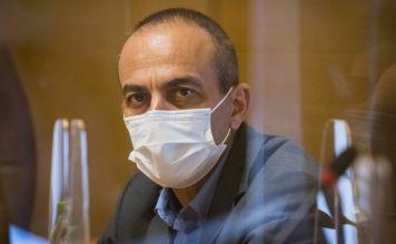 El excomisionado del gobierno israelí para coronavirus, Ronni Gamzu