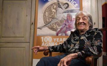 Para Agnes Keleti, la campeona olímpica de mayor edad, el recuerdo más entrañable de sus notables 100 años es simplemente que lo ha vivido todo.