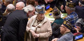 La ceremonia oficial de conmemoración del Holocausto de las Naciones Unidas rindió homenaje a quienes perecieron en los campos de exterminio nazis.