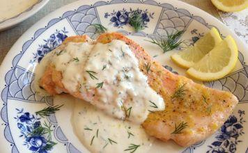 Esta receta de salmón al eneldo con macadamia es muy fácil de preparar y tiene un sabor espectacular, sin duda debes intentarlo.