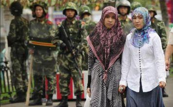 La administración Trump ha determinado que China ha cometido genocidio y crímenes de lesa humanidad contra musulmanes uigures