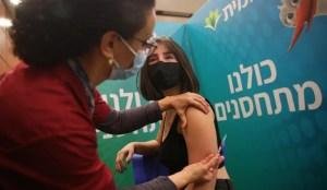 Campaña de vacunación-estudio israelí