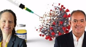 ¿Y si el virus muta y ´burla´a las vacunas?Carol Perelman y Dr Moreno Sánchez