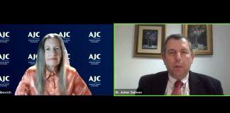 Asher Salmon, Jefe de Relaciones Internacionales del Ministerio de Salud de Israel, compartió cómo Israel llegó a liderar el mundo en vacunaciones